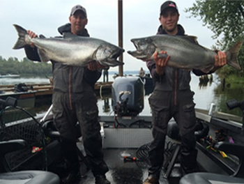 King-and-Coho-Season
